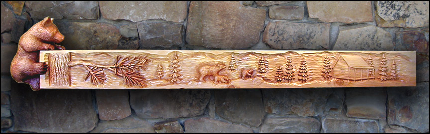 carved by ramsey carved wood fireplace mantels