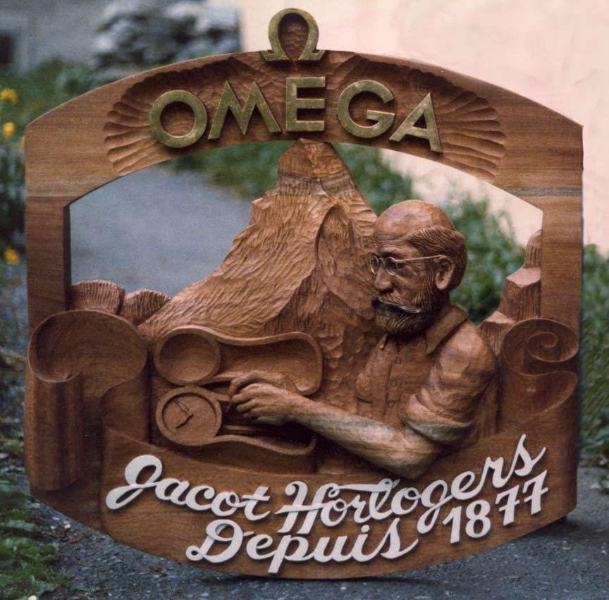 Custom Carved Wood Signs For Business And Commercial