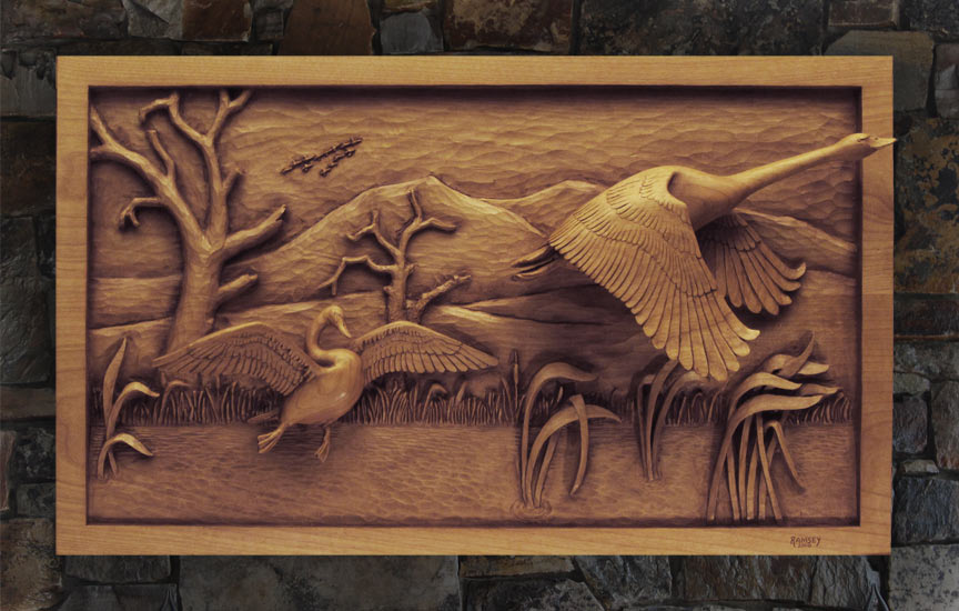 relief carving plans
