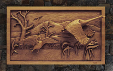 carved-wildlife-relief